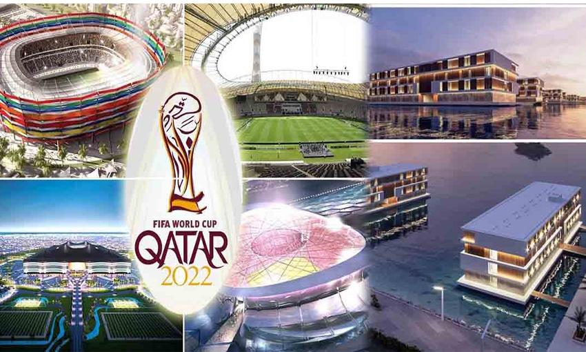 ฟุตบอลโลกปี 2022 จัดขึ้นที่ไหน?